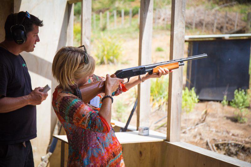 Rotorua Claybird Shooting